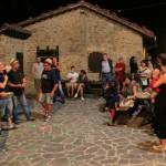 A cena con Le Fate e gli Stornelli al Rifugio Altino di Montemonaco sui Monti Sibillini39