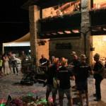 A cena con Le Fate e gli Stornelli al Rifugio Altino di Montemonaco sui Monti Sibillini40