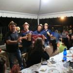 A cena con Le Fate e gli Stornelli al Rifugio Altino di Montemonaco sui Monti Sibillini41