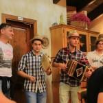 Zuppe Montanare e Stornelli al Rifugio Altino di Montemonaco sui Monti Sibillini10