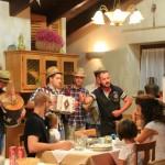 Zuppe Montanare e Stornelli al Rifugio Altino di Montemonaco sui Monti Sibillini4