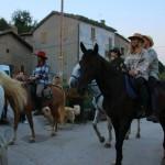 Serata Western al Rifugio Altino di Montemonaco sui Monti Sibillini3