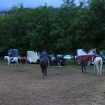 Western e Cavalli al Rifugio Altino di Montemonaco sui Monti Sibillini3