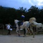 Western e Cavalli al Rifugio Altino di Montemonaco sui Monti Sibillini8