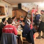 Castagnata al Rifugio Altino di Montemonaco sui Monti Sibillini15