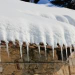 La prima neve della stagione al Rifugio Altino10