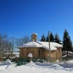 La prima neve della stagione al Rifugio Altino12