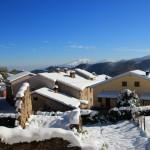 La prima neve della stagione al Rifugio Altino22