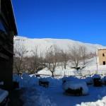 La prima neve della stagione al Rifugio Altino25