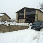 La prima neve della stagione al Rifugio Altino4