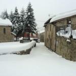 La prima neve della stagione al Rifugio Altino5