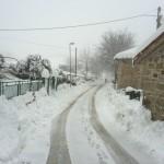 La prima neve della stagione al Rifugio Altino7