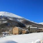 La prima neve della stagione al Rifugio Altino8