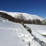 Falò al Rifugio Altino di Montemonaco sui Monti Sibillini7