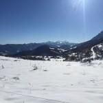 Falò al Rifugio Altino di Montemonaco sui Monti Sibillini8