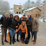 25 Aprile al RIfugio Altino di Montemonaco sui Monti Sibillini