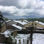 25 Aprile al RIfugio Altino di Montemonaco sui Monti Sibillini1
