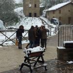 25 Aprile al RIfugio Altino di Montemonaco sui Monti Sibillini2